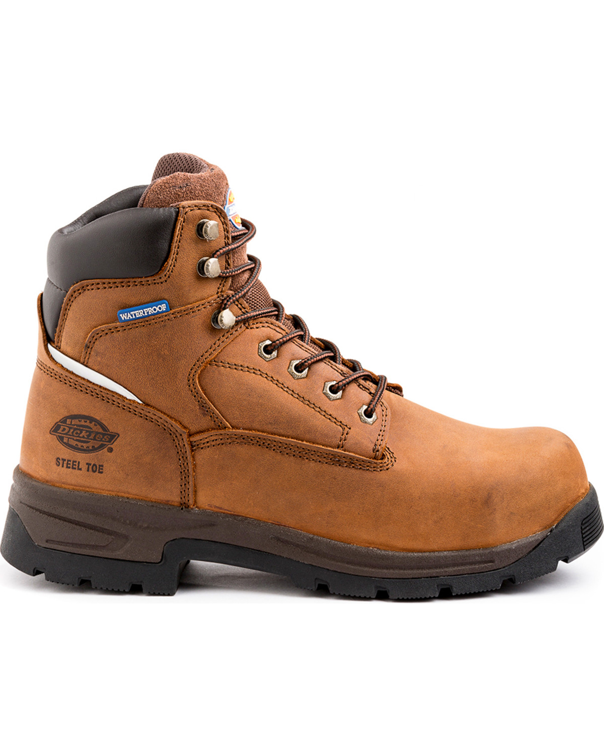 Dickies Stryker Men's ... Waterproof Steel-Toe Boots m77Fceq8