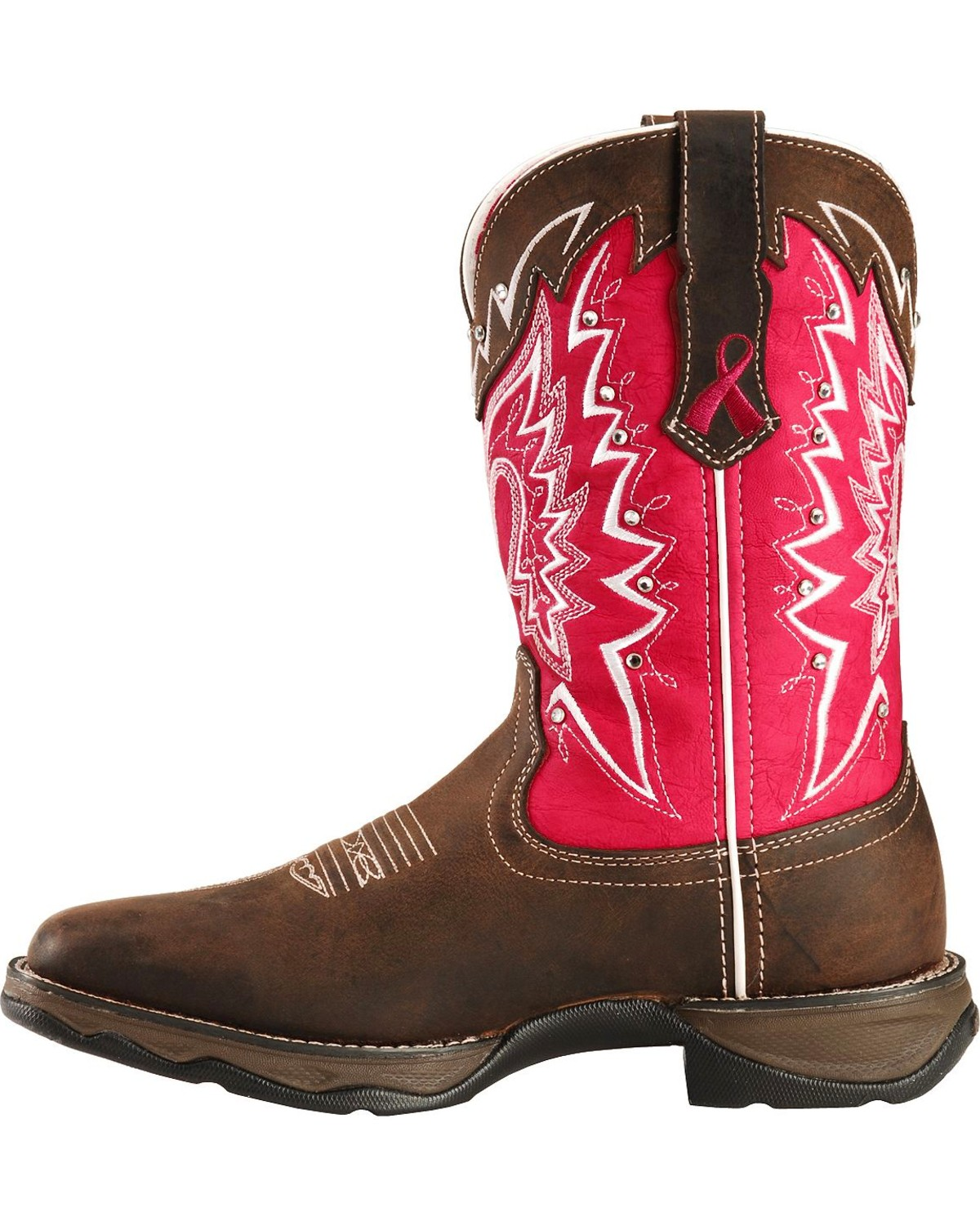 Durango Pink Ribbon Lady Rebel ... Women's Cowboy Boots with paypal free shipping footlocker pictures sale online manchester great sale for sale hMvivM