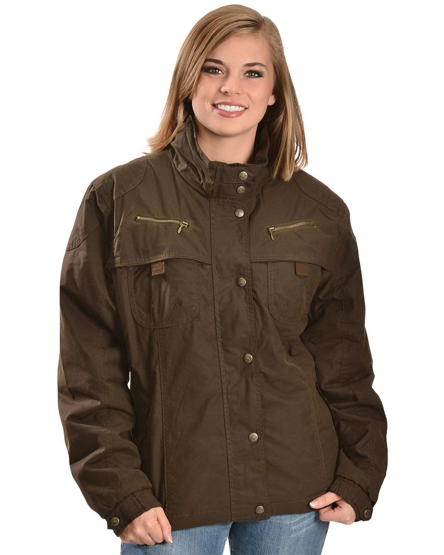 Outback Trading Women S Oilskin Sheila S Delight Jacket