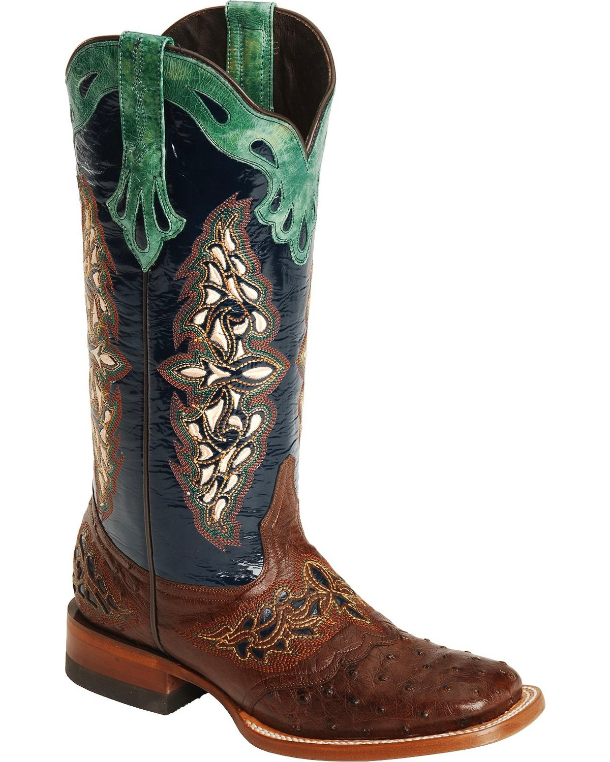 Popular LUCCHESE SINCE 1883 M4812 S54 RED TOOLED WOMENS 8u0026quot; SHORTIE WESTERN BOOTS | EBay