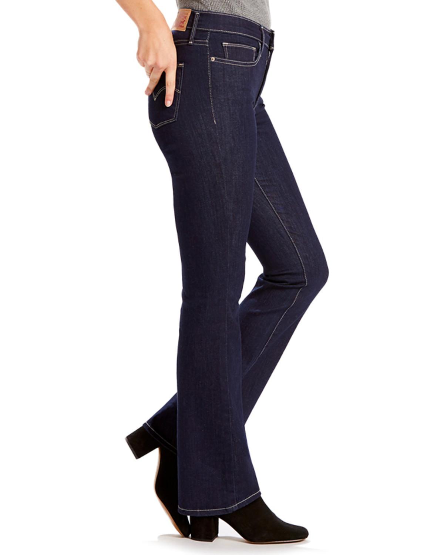 Leviu0026#39;s Womenu0026#39;s Slimming Boot Cut Jeans   Boot Barn