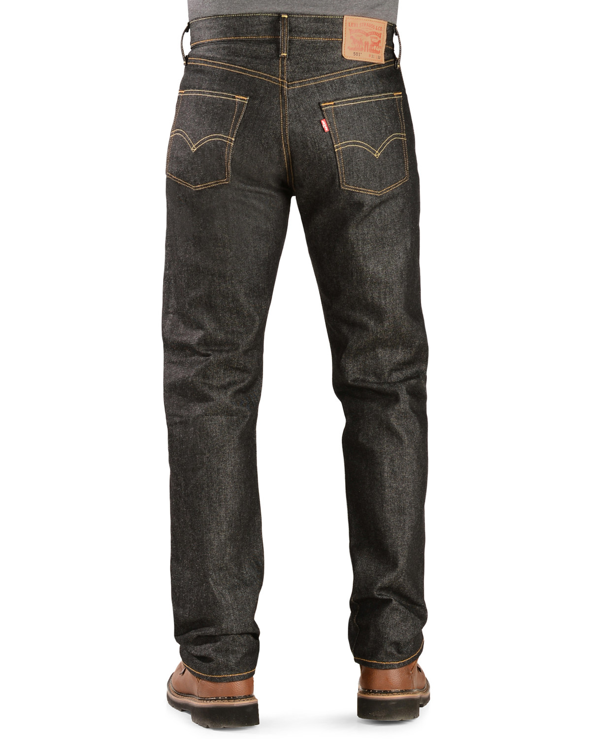Levi S 501 Jeans Original Shrink To Fit Boot Barn