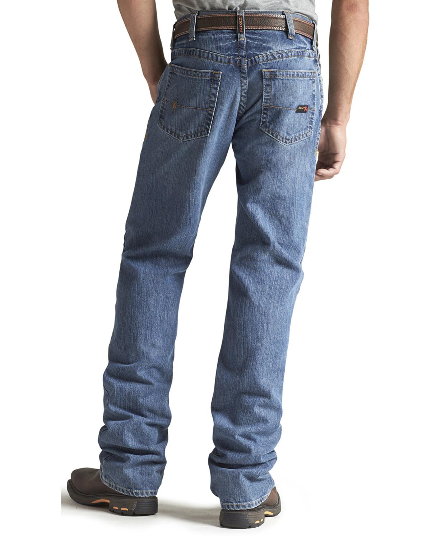 Ariat Men S Flame Resistant Flint M3 Loose Fit Jeans