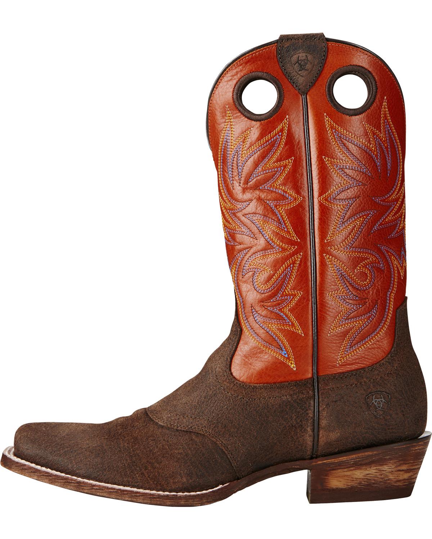 Ariat Men S Circuit Striker Western Boots Boot Barn