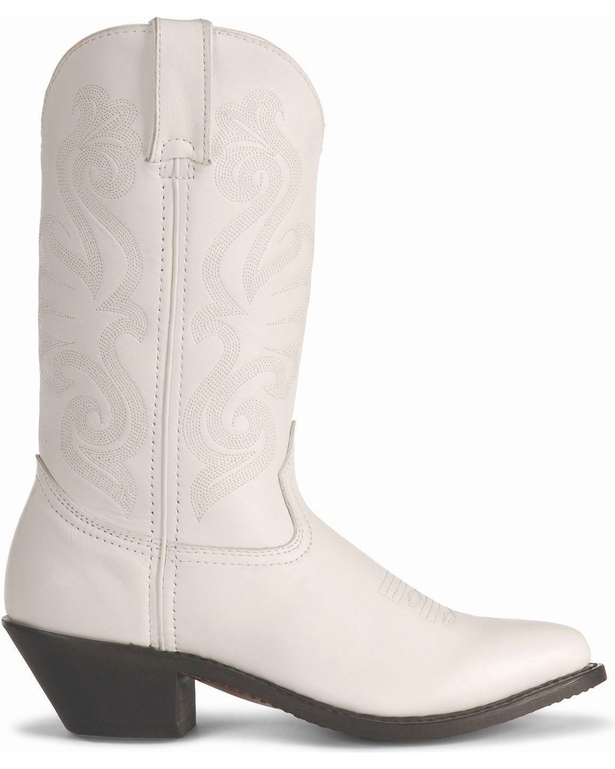Durango Wild White Cowgirl Boots Pointed Toe Hi Res