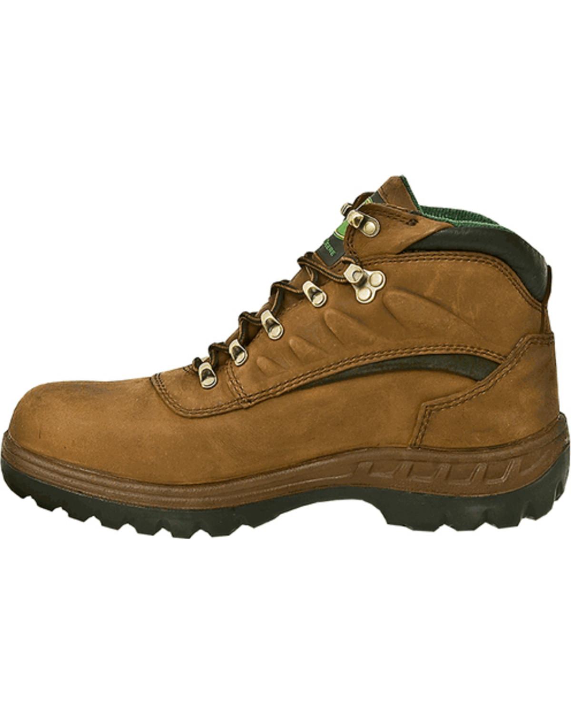 John Deere Men's Waterproof ... Steel Toe Hiking Boots ct9AIUVeU