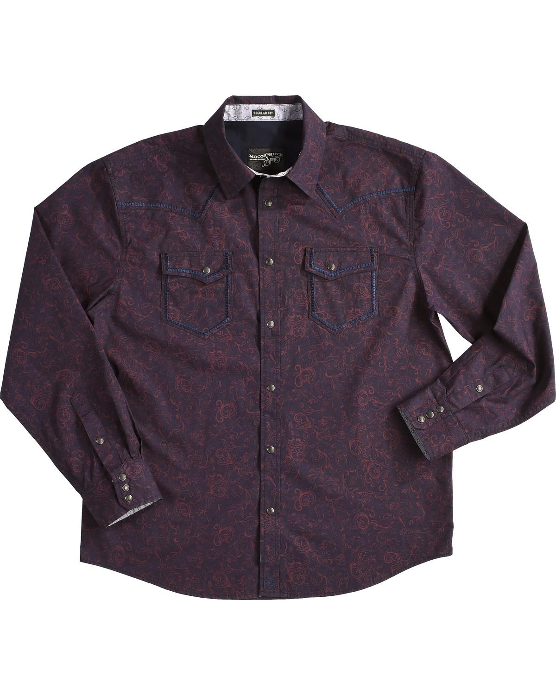 Men's Long Sleeve Shirts - Boot Barn