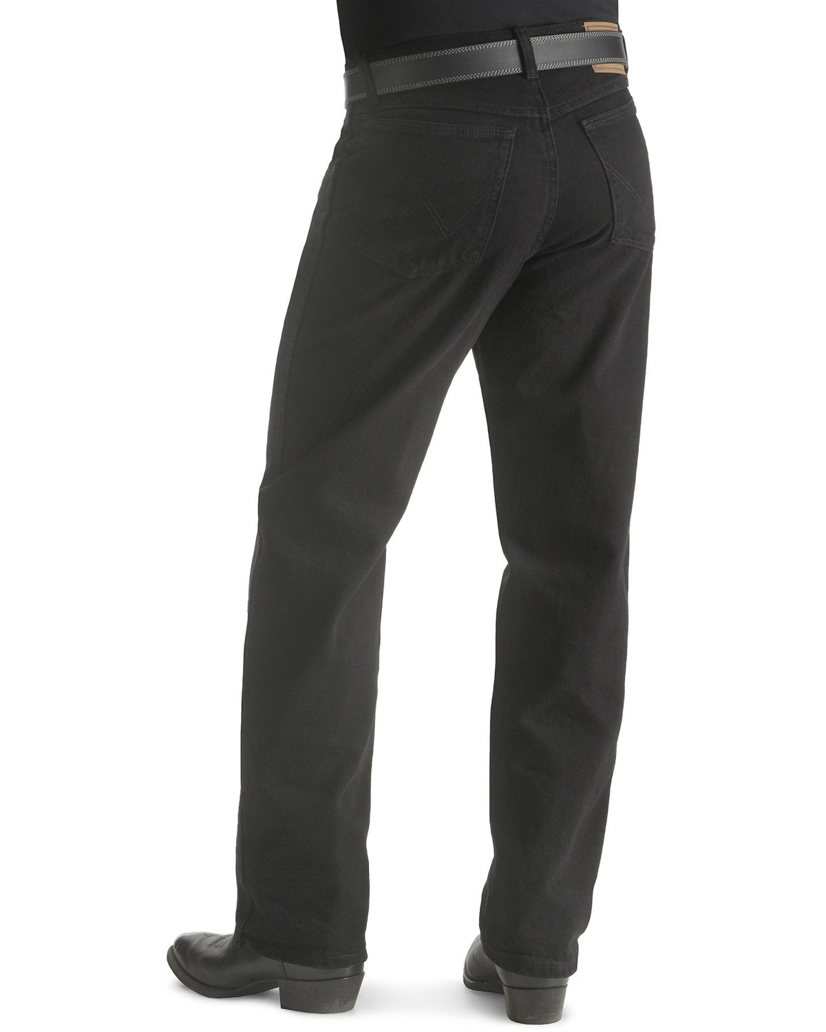 wrangler rugged wear men's relaxed fit jeans | boot barn