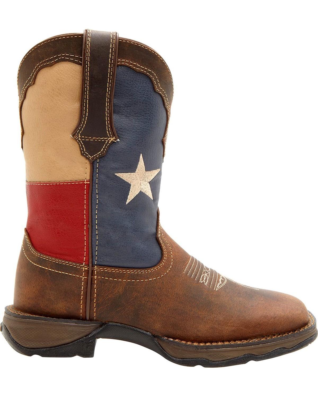 Durango Lady Rebel Women's ... Texas Flag Cowboy Boots 64dxnW