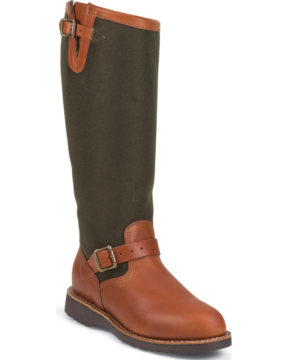 chippewa womens snake boots russet hi res