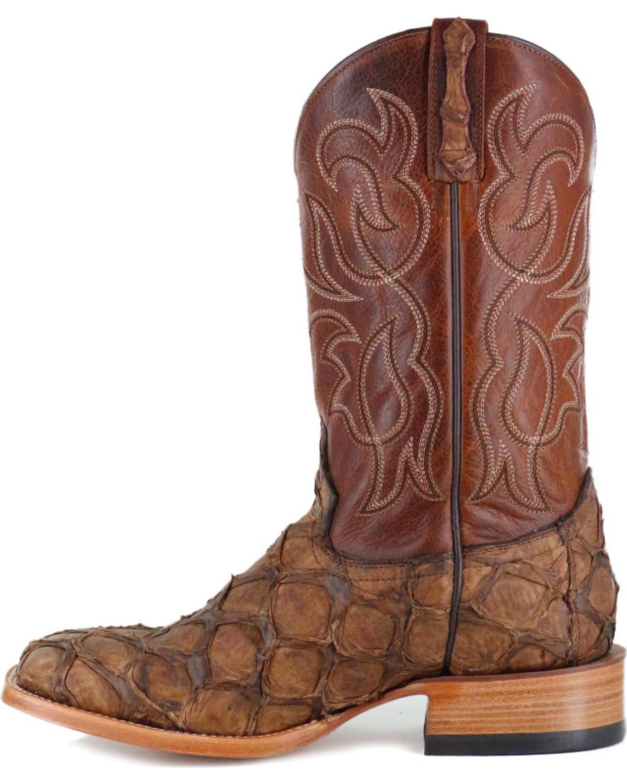 Cody James 174 Men S Pirarucu Exotic Boots Boot Barn