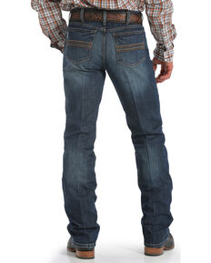 Cinch Men's Silver Label Jeans, Dark Stone, hi-res