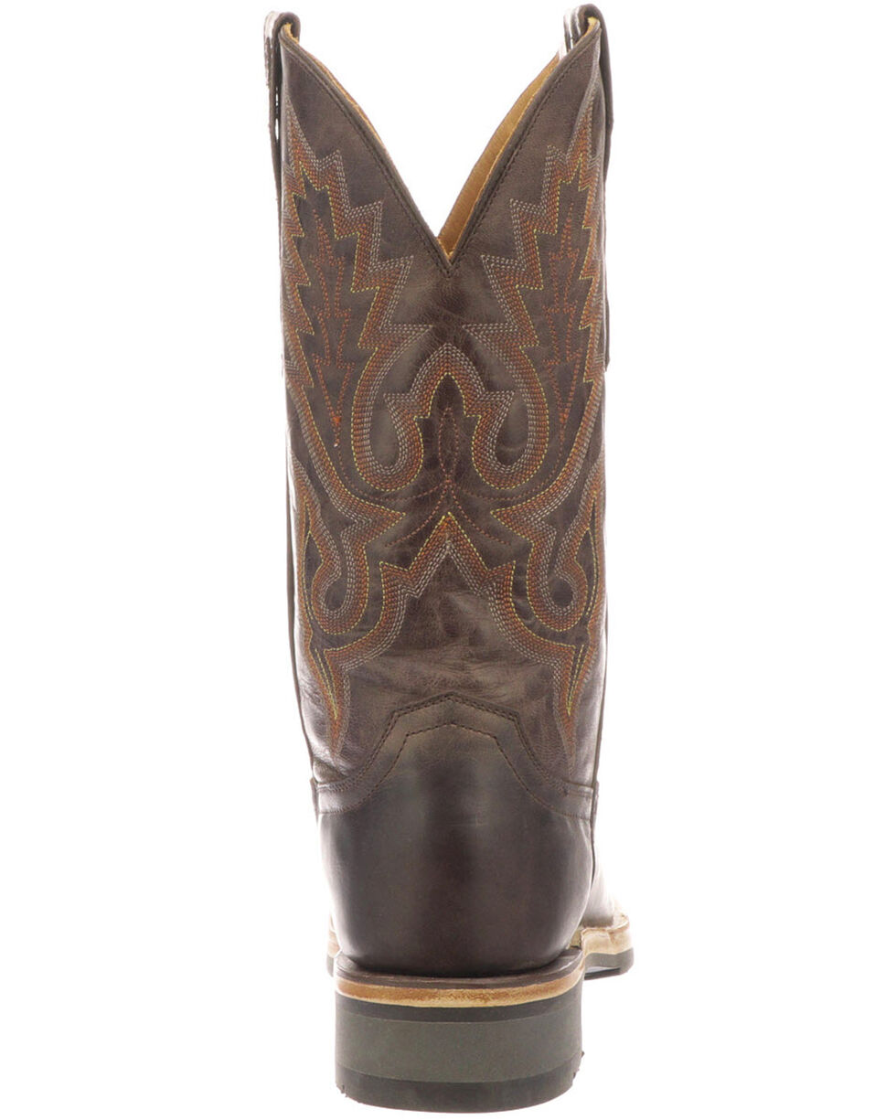 Lucchese Bootmaker Mens Rusty Western Boot