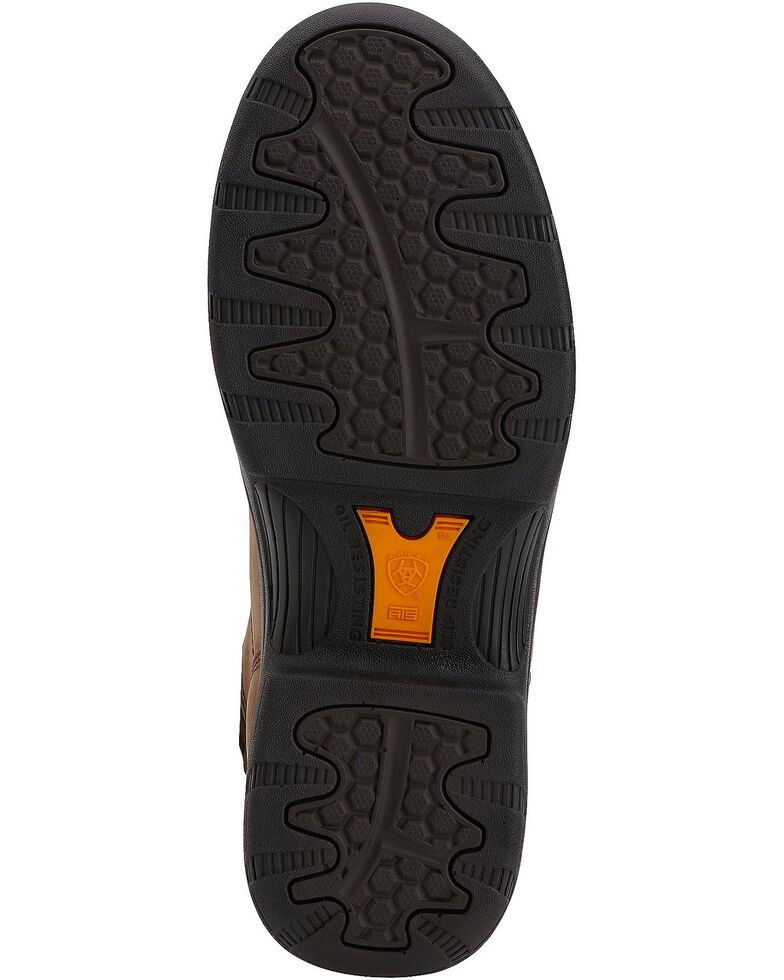 "Ariat Men's Flexpro® 6"" SD CT Work Boots, Brown, hi-res"