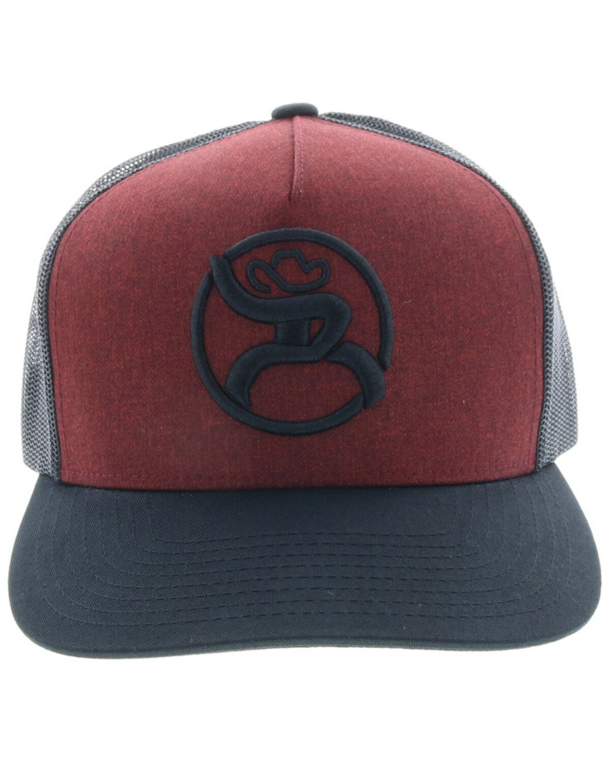 buy online 09826 83d9e ... low price hooey mens red roughy 2.0 trucker cap red hi res d0f0a f4690