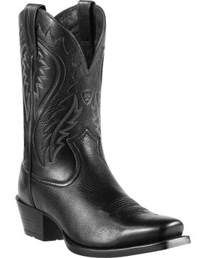 Ariat Men's Legend Western Boots, Black, hi-res