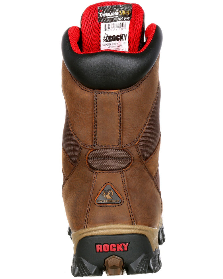 8ea7c257c48 Rocky Men's Alphaforce Insulated Waterproof 8