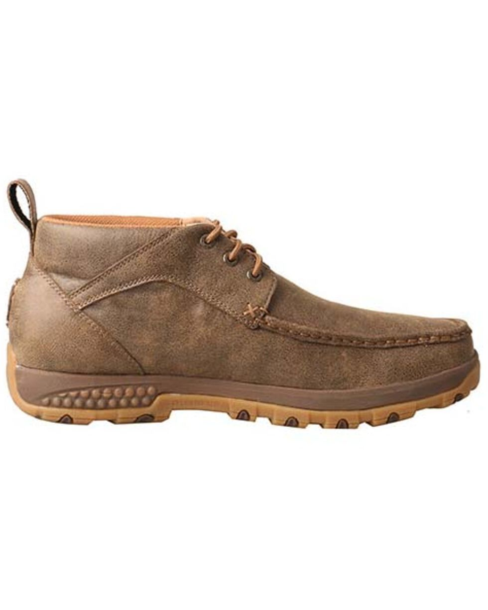 Twisted X Men's CellStretch Driving Shoes - Moc Toe, , hi-res
