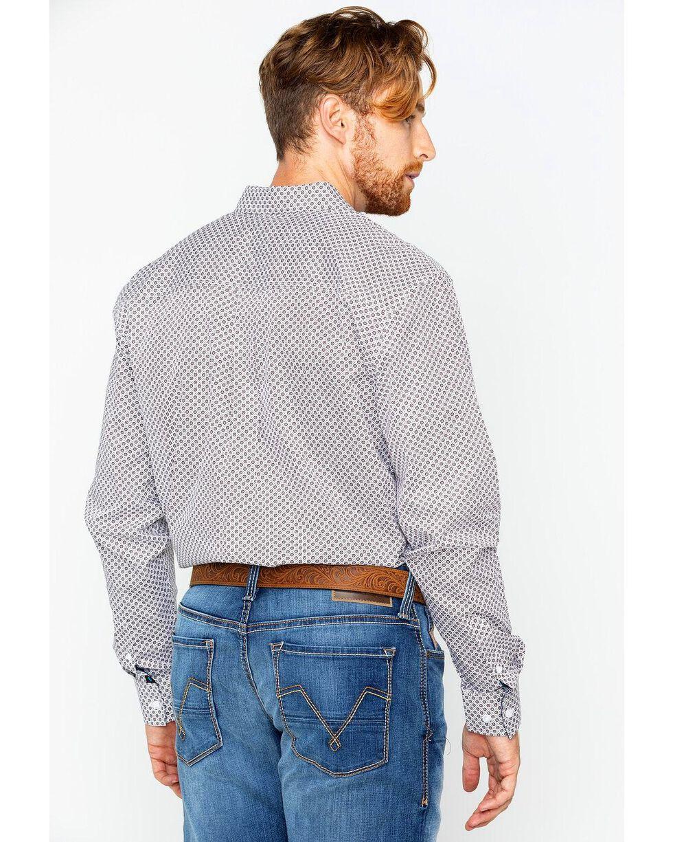 Cody James Men's Ramp Floral Shirt - Big & Tall , White, hi-res