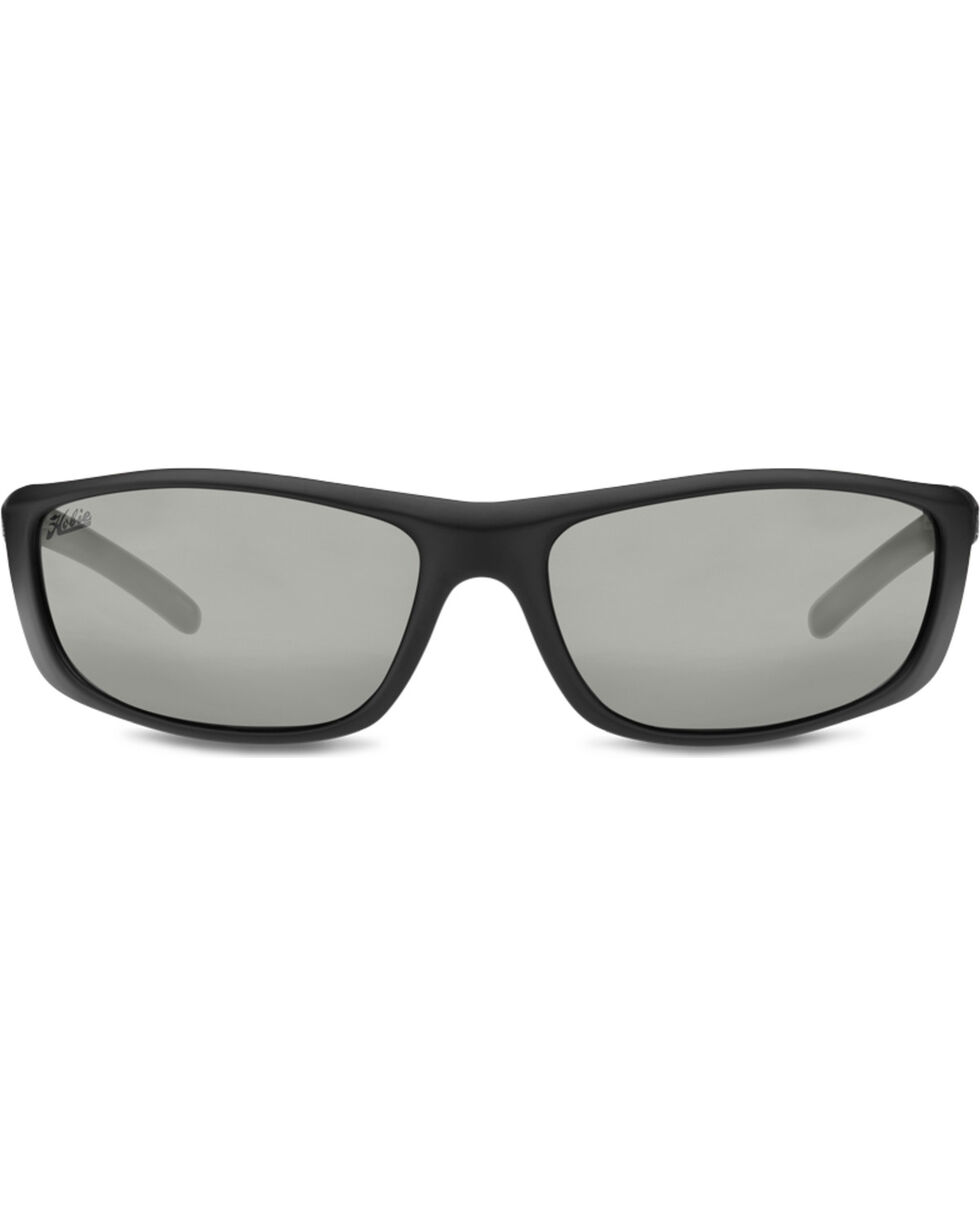 Hobie Men's Satin Black Polarized Cabo Sunglasses, Black, hi-res
