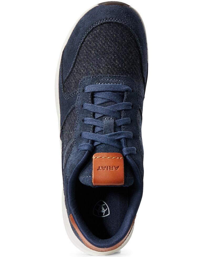 Ariat Women's Navy Fuse Shoes, Navy, hi-res
