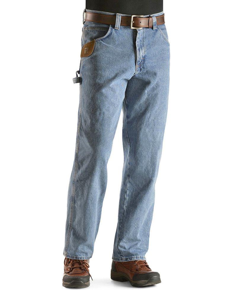 Riggs Workwear Men's Carpenter Jeans, Vintage Indigo, hi-res