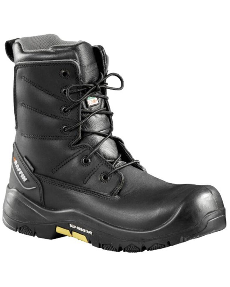 Baffin Men's Thor Waterproof Work Boots - Composite Toe, Black, hi-res