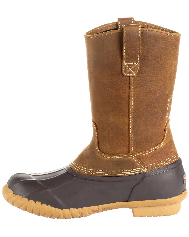Georgia Boot Men's Marshland Pull-On