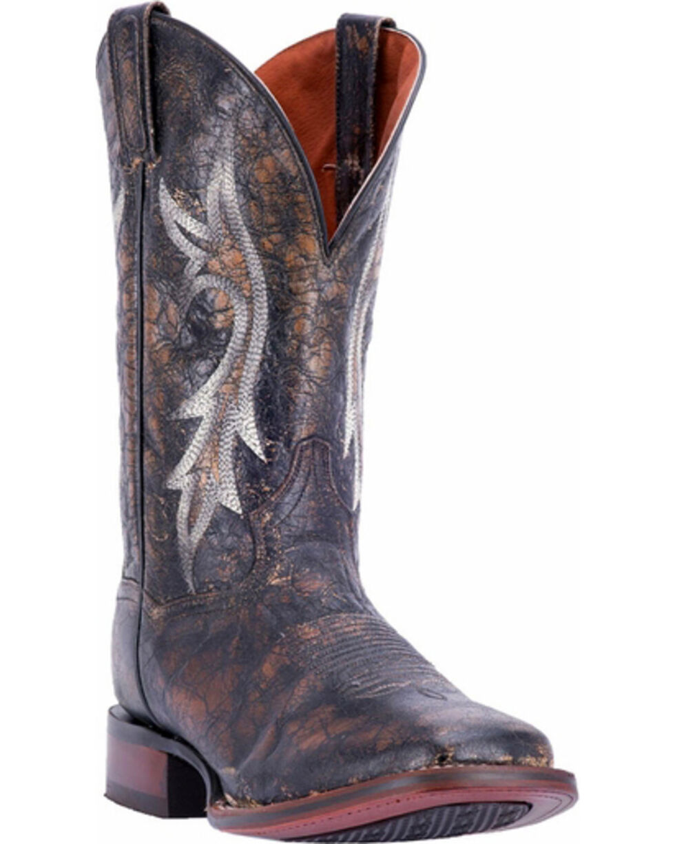 Dan Post Men's Junction Western Boots, , hi-res