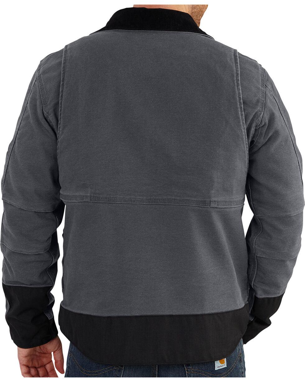 Carhartt Men's Full Swing Cadwell Jacket, Shadow Black, hi-res