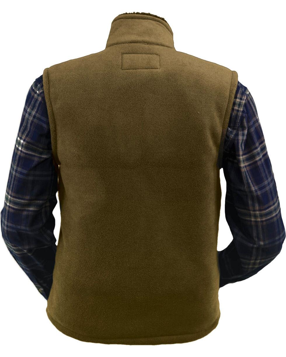 Outback Trading Company Men's Summit Fleece Vest, , hi-res