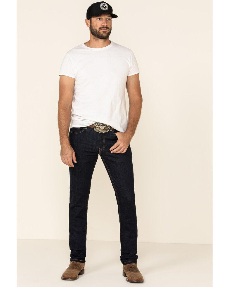 Levi's Men's 511 Dark Hollow Stretch Slim Fit Jeans , Indigo, hi-res