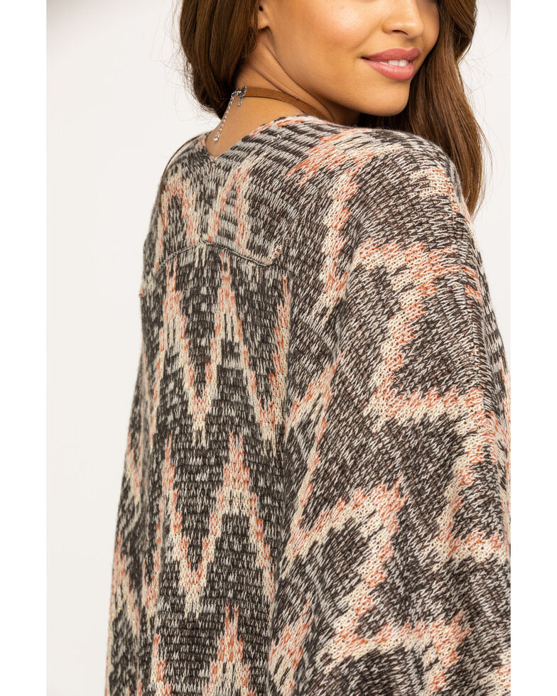 Ariat Women's Macave Sweater, Multi, hi-res