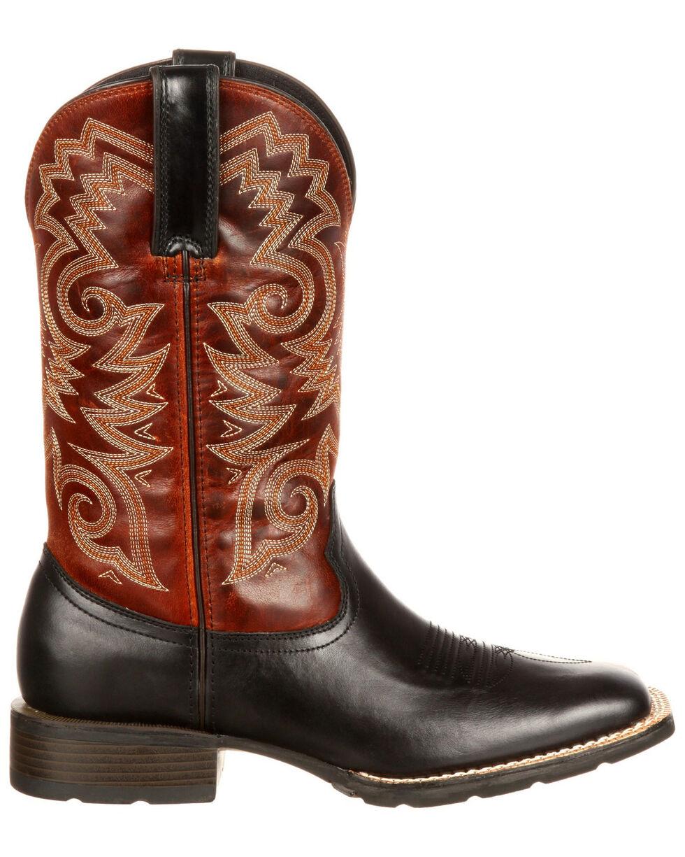 Durango Men's Mustang Western Boots - Square Toe, , hi-res
