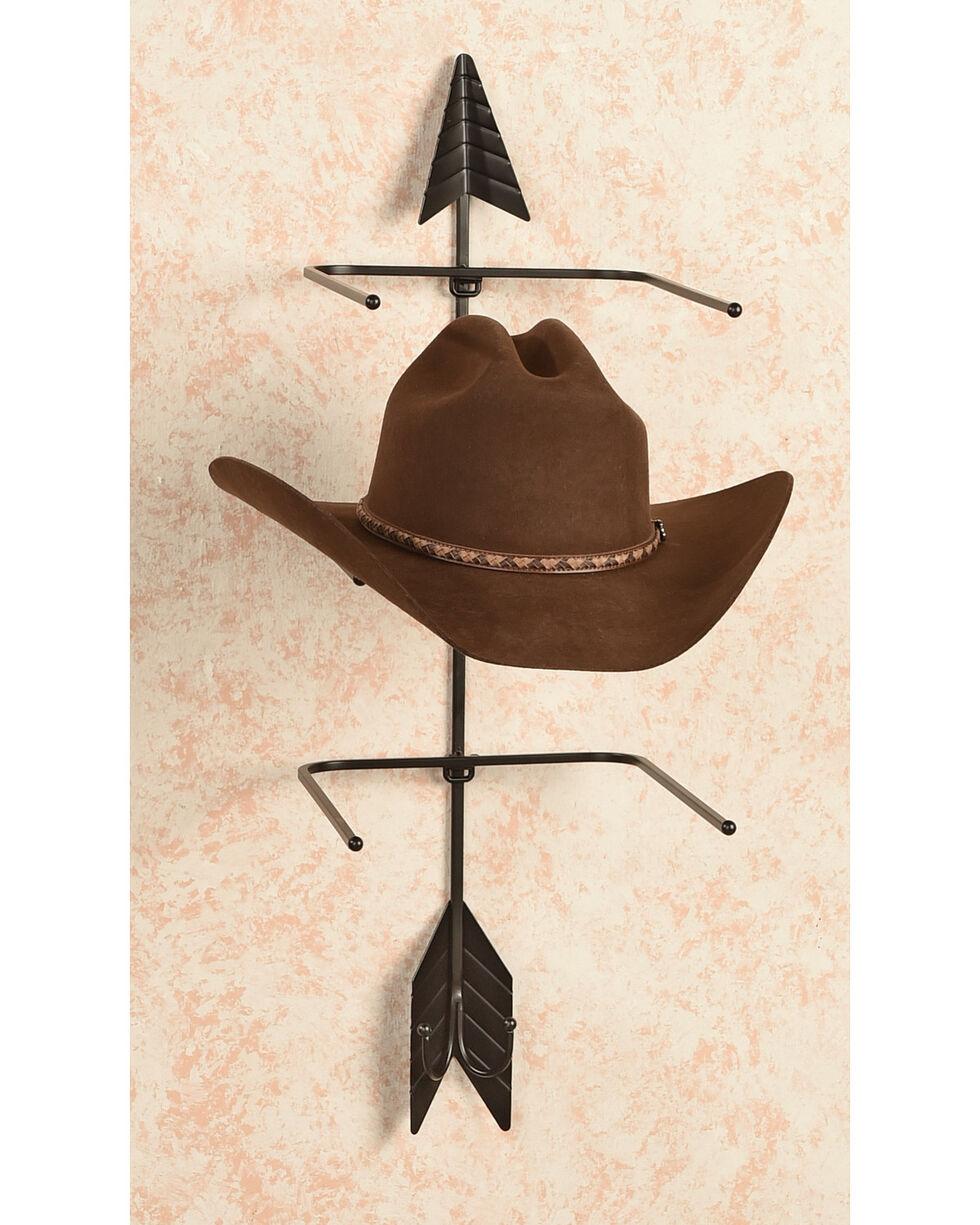 BB Ranch® Iron Arrow Hat Holder, Black, hi-res