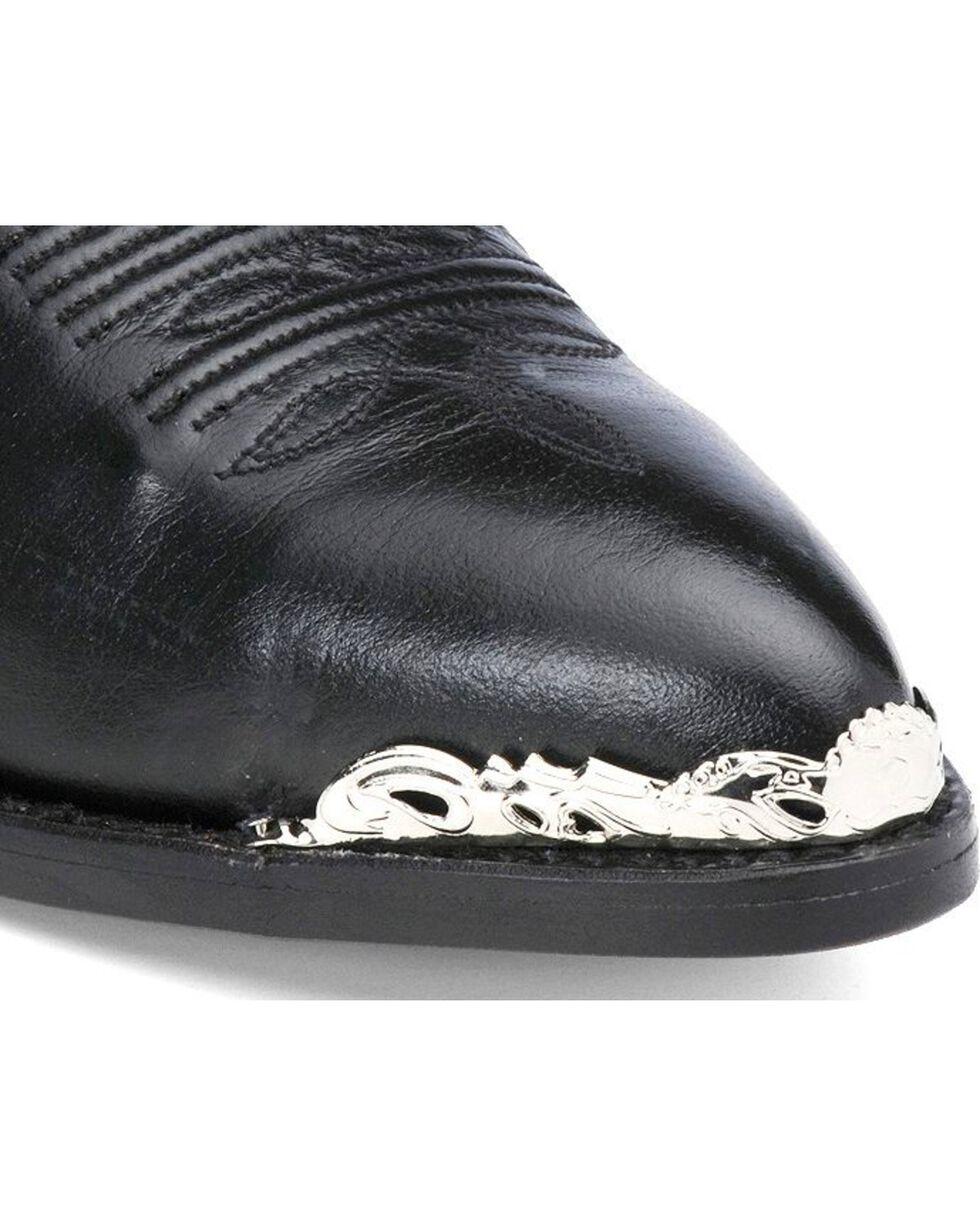 Almax Antiqued Nickel Filigree Toe Tips, , hi-res