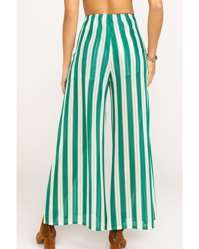 Show Me Your Mumu Women's Court Pants, Green, hi-res