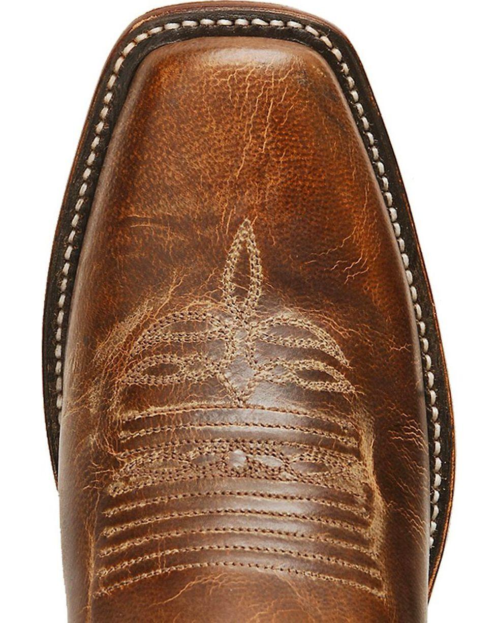 "Justin Women's 12"" Vintage Goat Western Boots, Tan, hi-res"