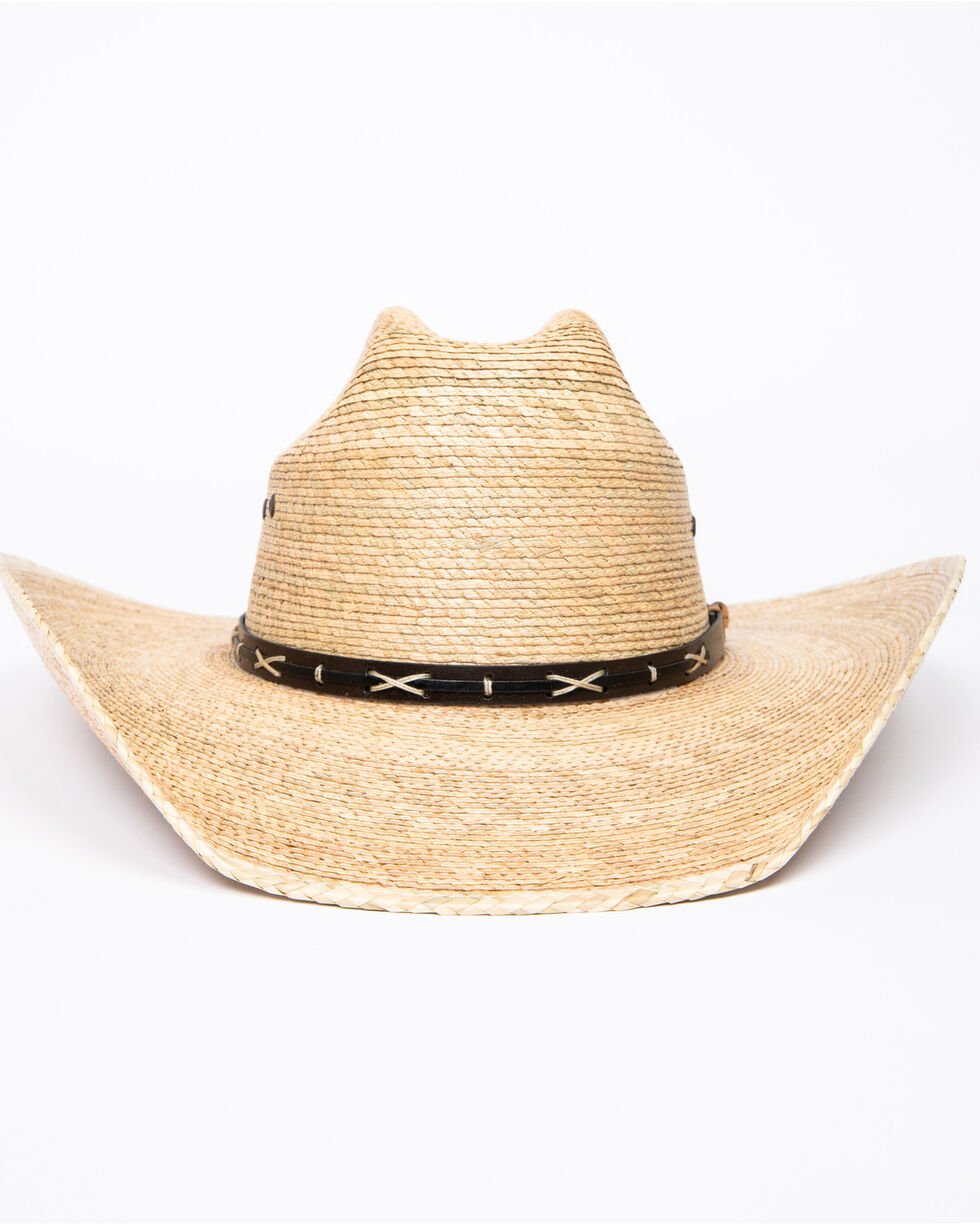Cody James Men's Natural Toasted Palm Cowboy Hat, Natural, hi-res