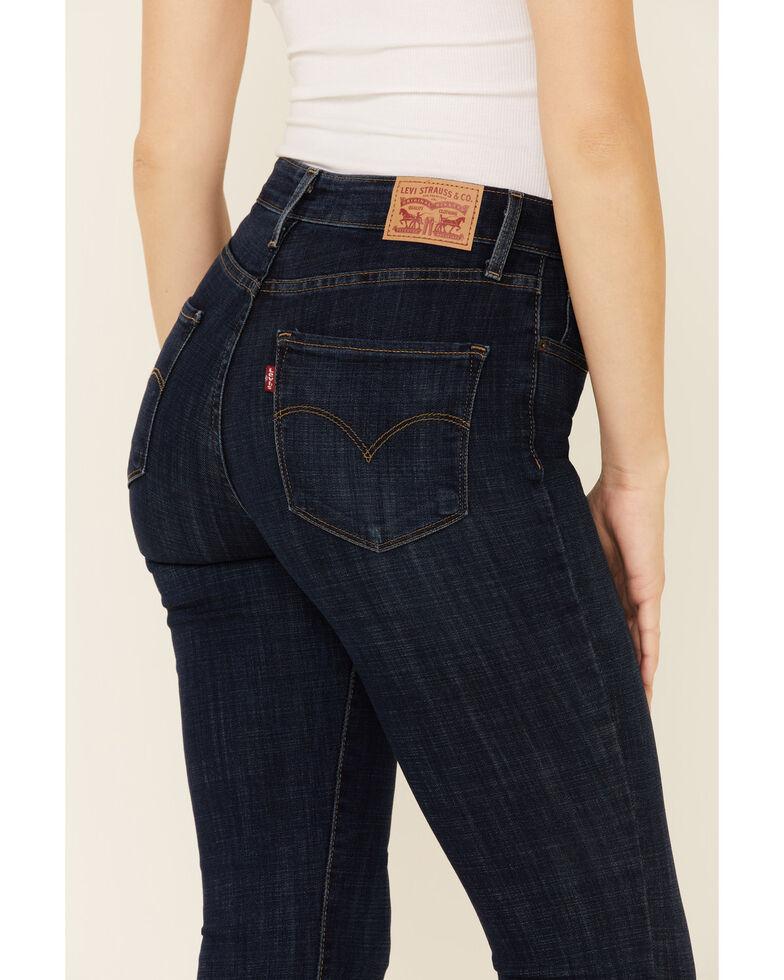Levi's Women's Dark Wash 721 High Rise Skinny Jeans , , hi-res