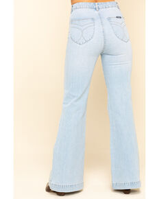 Rolla's Women's Light Wash East Coast Flare Jeans , Blue, hi-res