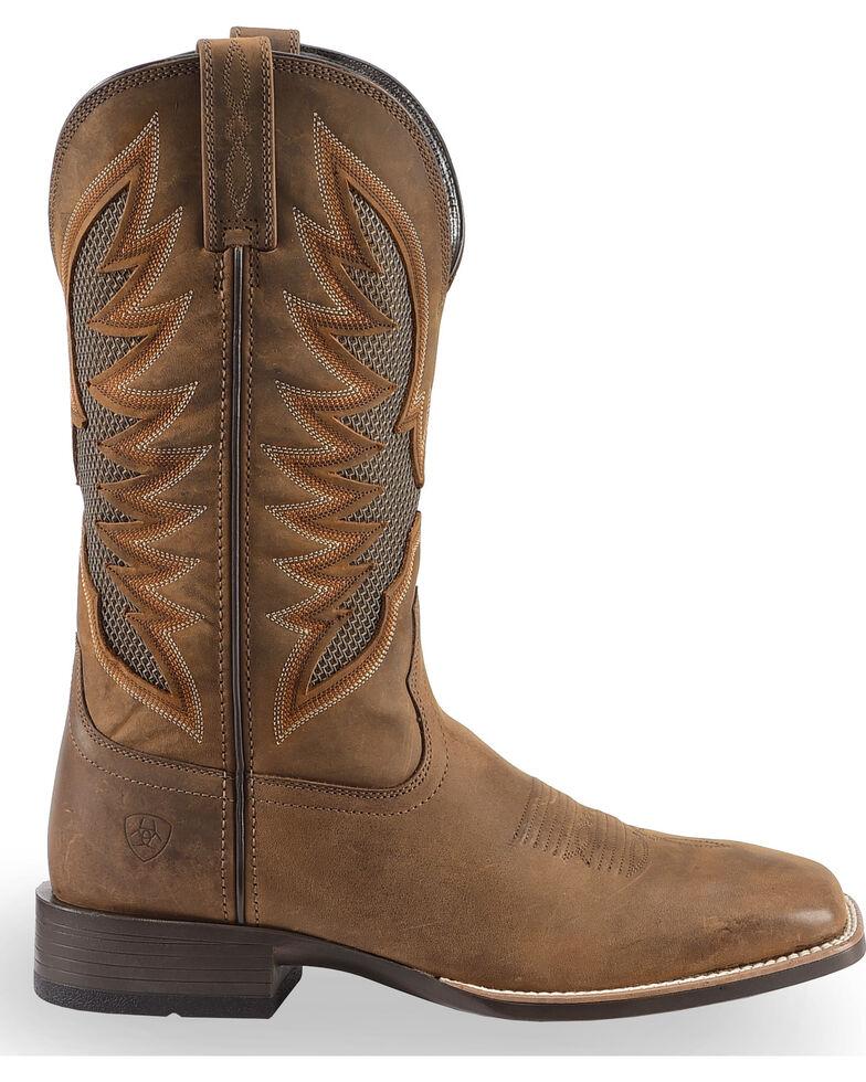 dec578fc8be Ariat Men's VentTEK Ultra Quickdraw Cowboy Boots - Square Toe