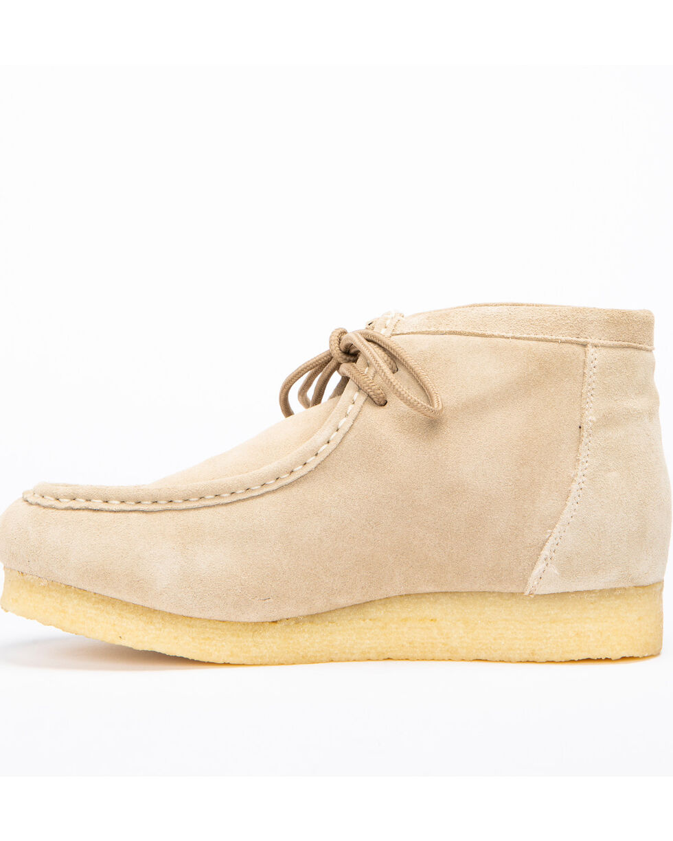 Roper Footwear Men's Performance Casual Desert Sticker Casual Boots, Sand, hi-res