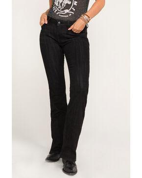 Idyllwind Women's The Rebel Black Bootcut Jeans, Black, hi-res