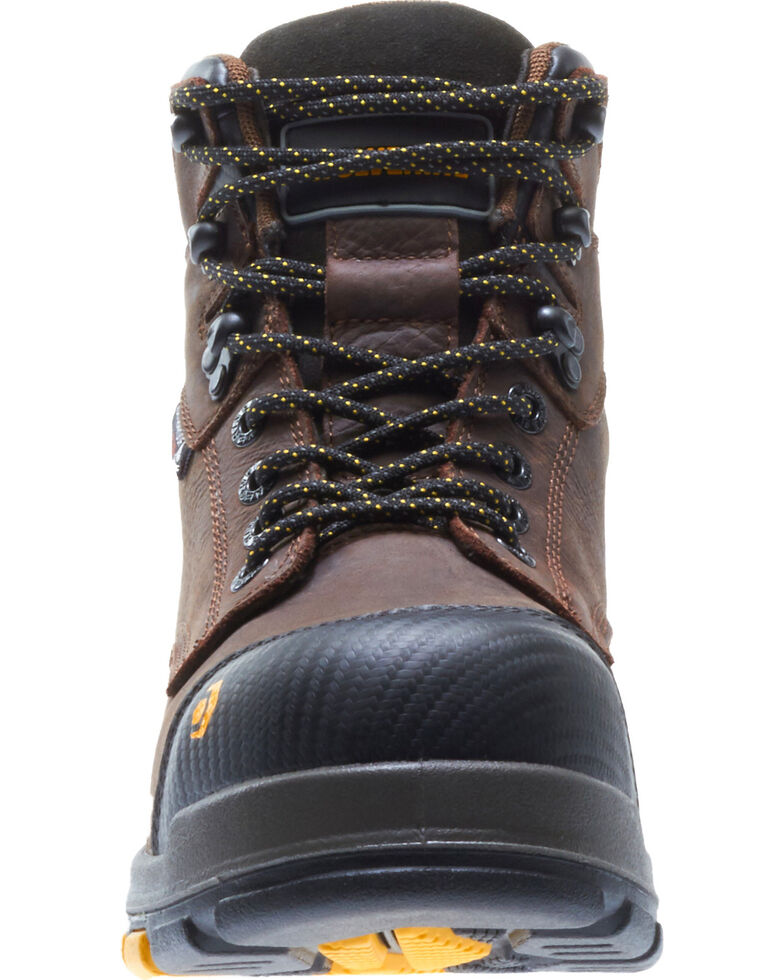 89eac954ec9 Wolverine Men's Blade LX Waterproof Met Guard Work Boots - Composite Toe