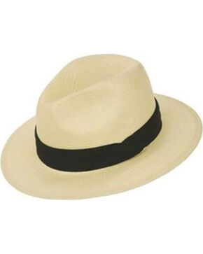 Peter Grimm Majority Ladies Fedora, Natural, hi-res