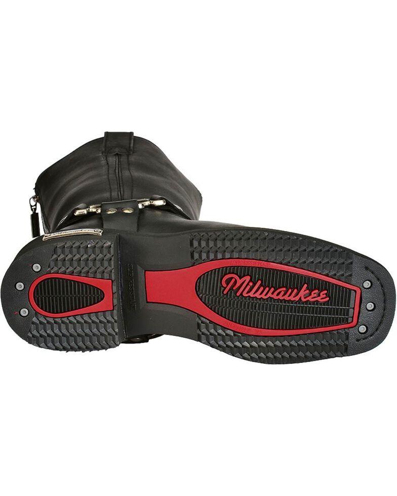 Milwaukee Motorcycle Clothing Co. Men's Harness Motorcycle, Black, hi-res