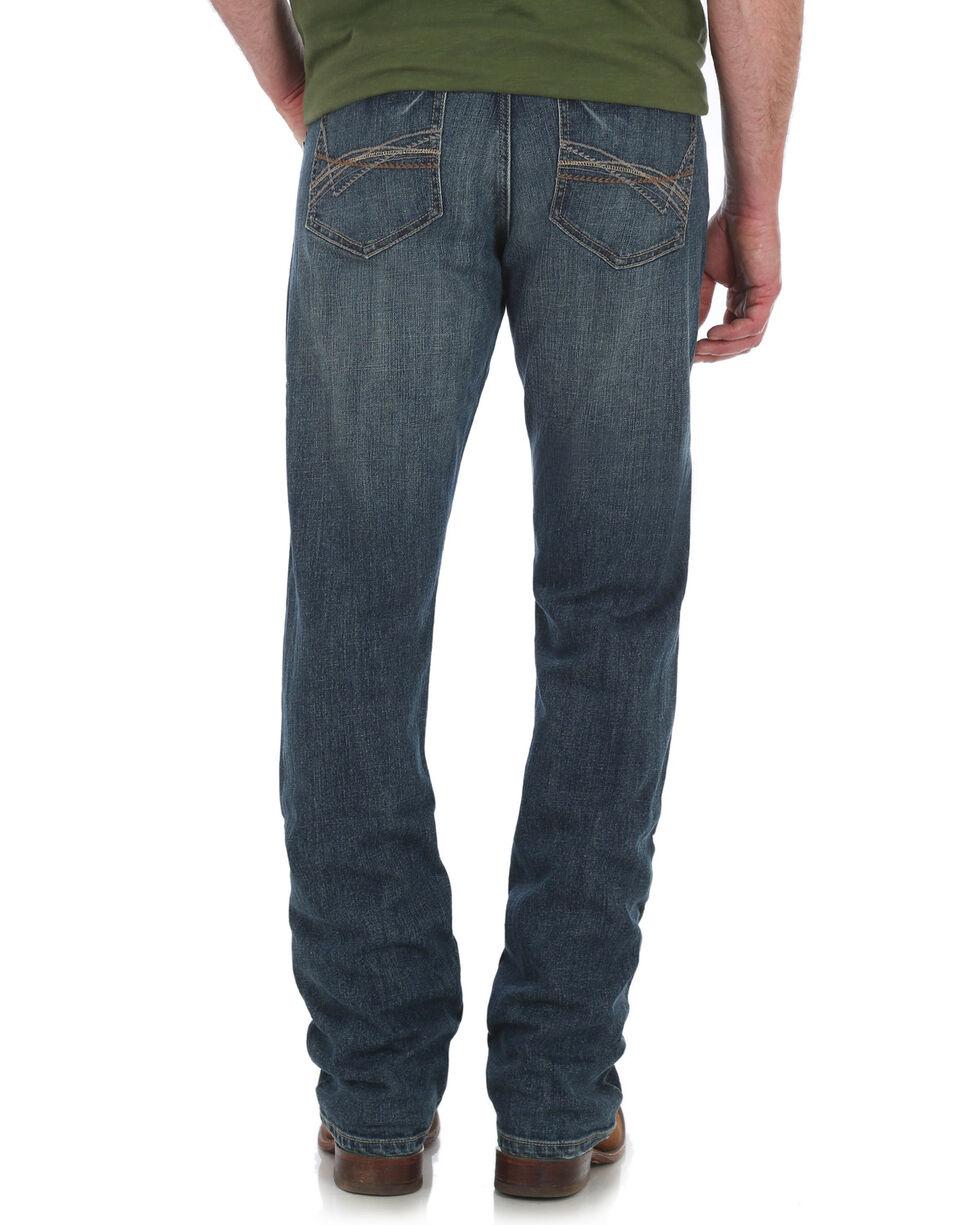 Wrangler 20X Men's 20X No. 44 Slim Fit Straight Leg Jeans, Blue, hi-res
