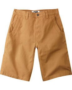 "Mountain Khakis Men's Alpine Relaxed Fit Utility Shorts - 9"" Inseam, Brown, hi-res"