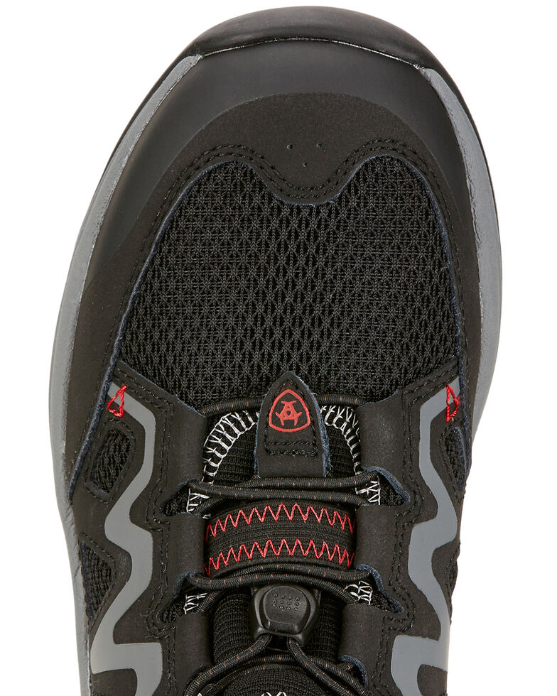 Ariat Women's MAXTRAX UL Lace-Up Riding Shoes, Black, hi-res